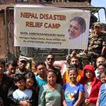 Soforthilfe für Nepal