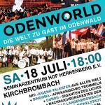 OdenWorld – Einladung zum großen AYUDH Festival