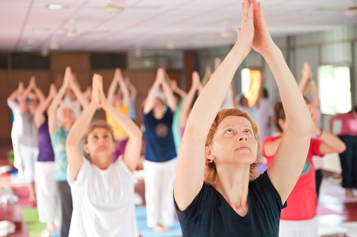 Amrita-Yoga Festival auf Hof Herrenberg