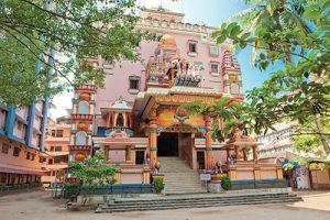 Kali Tempel in Amritapuri