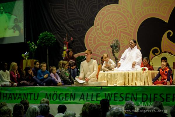 Gemeinsames Gebet für den Weltfrieden