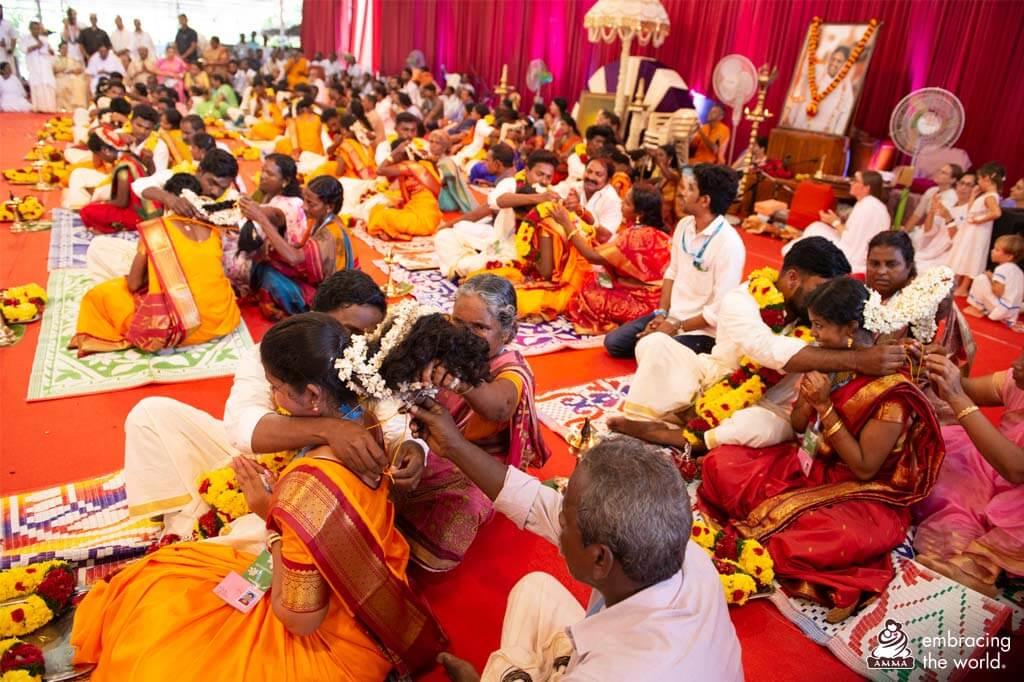 Amma verheiratet 16 Paare