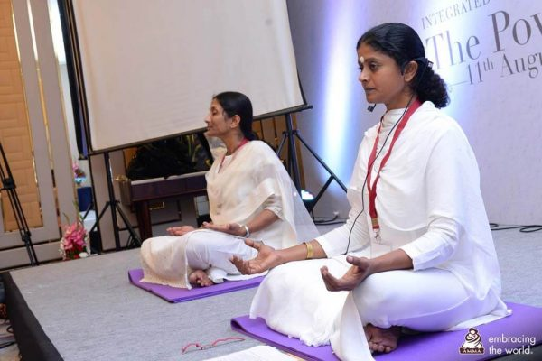 IAM Meditations-Kongress in Indien