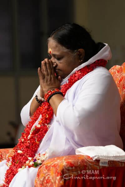 Amma an Guru Purnima