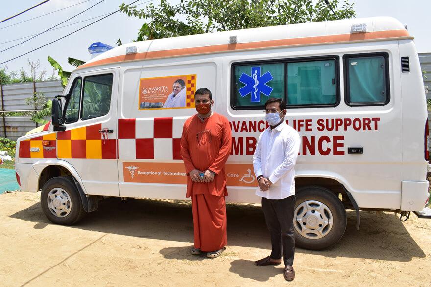 Swami Nijamritananda Puri