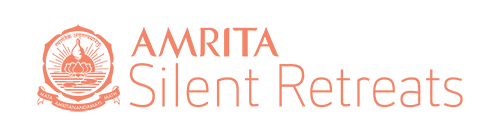 Amrita Silent Retreats Logo