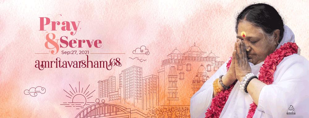 Amritavarsham 68 - Ammas Geburtstag 2021