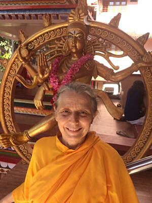 Brahmacharini Sandramrita Chaitanya
