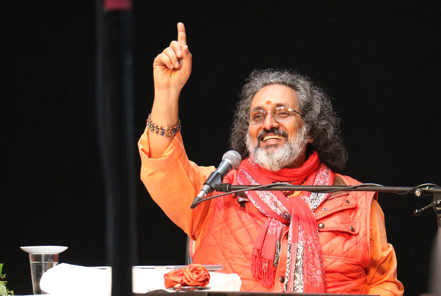 Swami Amritaswarupananda Puri, Ammas