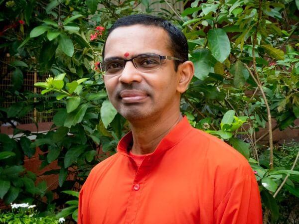 Swami Shubamritananda Puri, Ammas Schüler