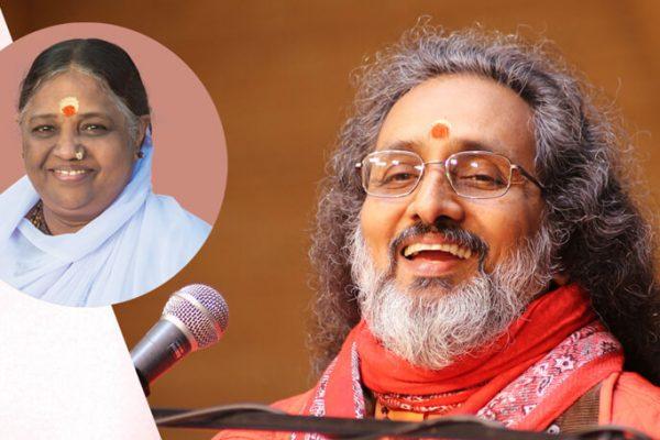 Ammas Schüler Swami Amritaswarupananda